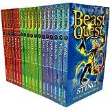 Beast Quest (18 Books Set)