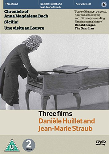 Three Films by Jean-Marie Straub and Daniele Huillet [2 DVDs] [UK Import]