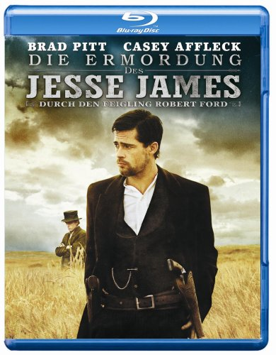 Die Ermordung des Jesse James durch den Feigling Robert Ford [Blu-ray]