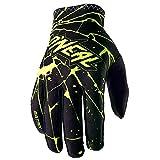 O 'Neal Matrix Fahrrad-Handschuhe Enigma, Schwarz/Neon, Gr. S