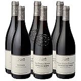 Coffret découverte 6 bouteilles Juliette Meffre - 2 x Côtes du Rhône Terres Bénies - 2 x Costières de Nîmes - 2 x Ventoux