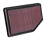 #6: K&N 33-3023 Car Air Filter for Mahindra XUV 500