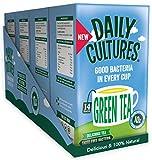 Daily Cultures Green Tea. 4 Packs – 56 Sachets
