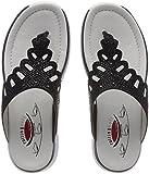 Gabor Shoes Damen Rollingsoft Riemchensandalen, Blau (Pazifik), 44 EU
