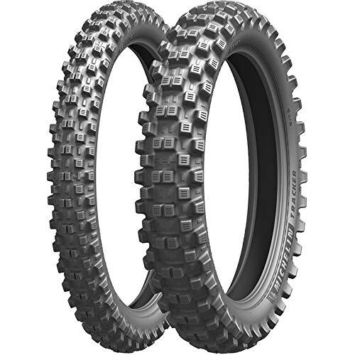Motodak Pneu Michelin Tracker 110/100-18 M/C 64R TT