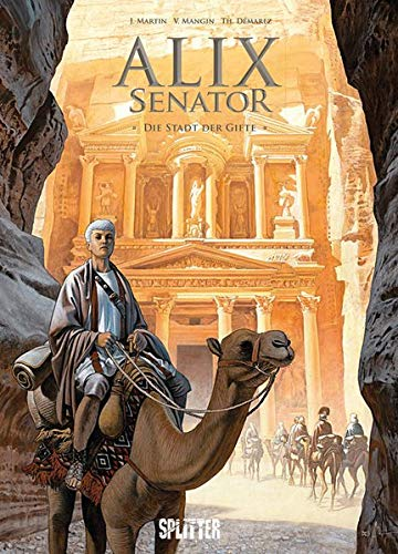 Alix Senator. Band 8: Die Stadt der Gifte