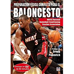 Preparacion fisica completa para el baloncesto / Complete Conditioning for Basketball (En Forma / in Shape) (Spanish Edition) Pap/DVD Tr edition by National Basketball Conditioning Coaches Association (2009) Paperback
