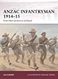 ANZAC Infantryman 1914-15: From New Guinea to Gallipoli (Warrior, Band 155)