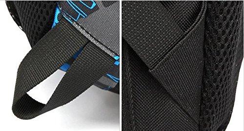 borse alpinismo esterno borsa del computer borsa tracolla impermeabile grande capacità degli uomini , stars geometric constellation with chest bag