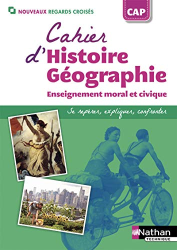 Cahier d'Histoire Géographie EMC CAP