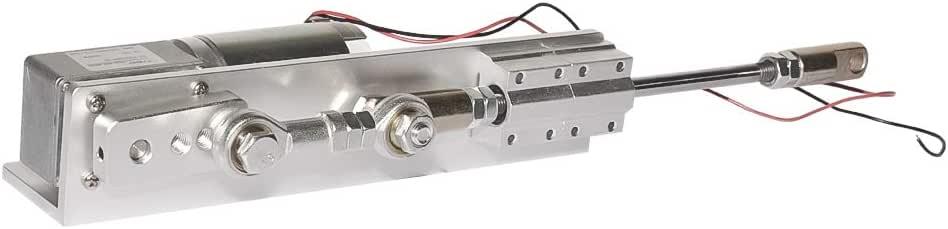 260 rpm, 12 Volt DIY Hubkolben Linearantrieb 12 V 24 V DC Getriebemotor mit Hub 30mm 50mm 70mm f/ür DIY Design