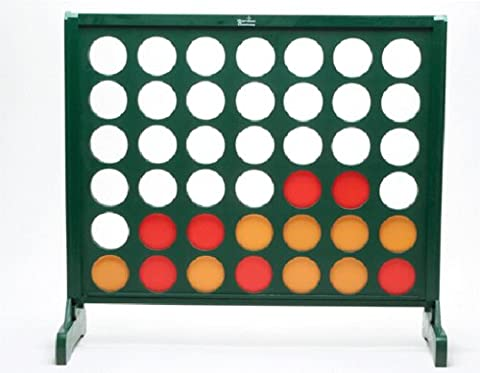 Giant Big 4 Wooden Game