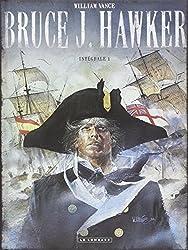 Intégrale Bruce J. Hawker - tome 1 - Intégrale Bruce J. Hawker