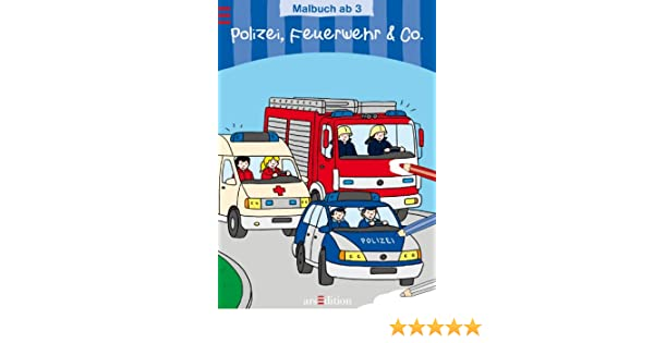 Großzügig Malbücher Der Polizei Ideen - Framing Malvorlagen ...