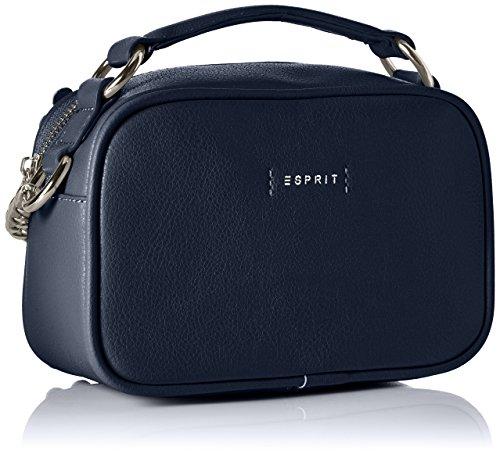 ESPRIT - 077ea1o036, Borse a spalla Donna Blu (Petrol Blue)