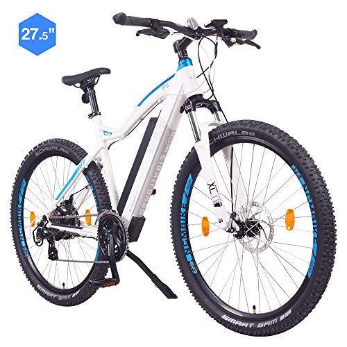 NCM Moscow Bicicletta elettrica Mountainbike,...