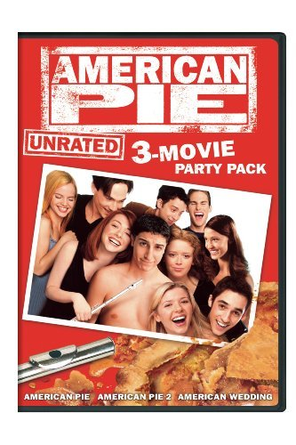 American Pie: Unrated 3-Movie Party Pack (American Pie / American Pie 2 / American Wedding) by Jason Biggs