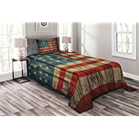 USA Grunge Fahnen Design Weich Fleece Decke Überwurf Bett L/&S PRINTS