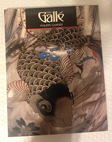 Emile Galle by Philippe Garner (1990-08-02)