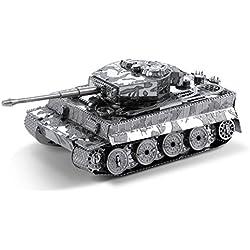 Fascinations Metal Earth - Maqueta metálica Tanque Tiger I