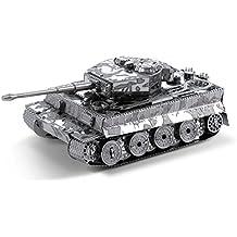 Metal Earth - Maqueta metálica Tanque Tiger I