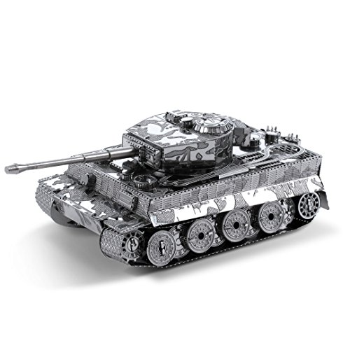 Fascinations Metal Earth - Maqueta metálica Tanque Tiger I