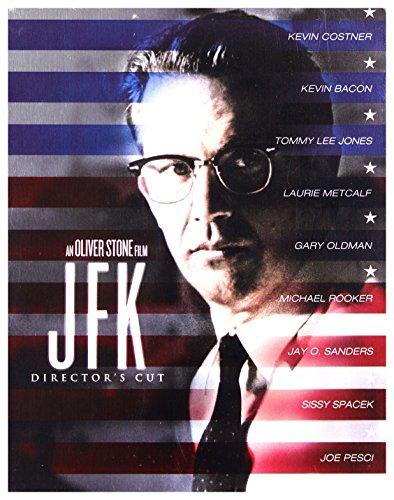 Bild von JFK - Tatort Dallas Steelbook [Blu-Ray] [Region Free] (Deutsche Sprache. Deutsche Untertitel)