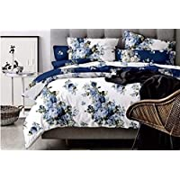 Bedsheet set Reservible with fit sheet-6 pieces set King size
