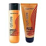 #10: Matrix Opti Care Smooth Straight Shampoo - 200ml + Conditioner - 98g