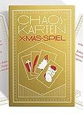 Chaoskarten Weihnachtsspiel, das Original, mit 51 Karten und 3 Extrakarten zum selber ausfüllen