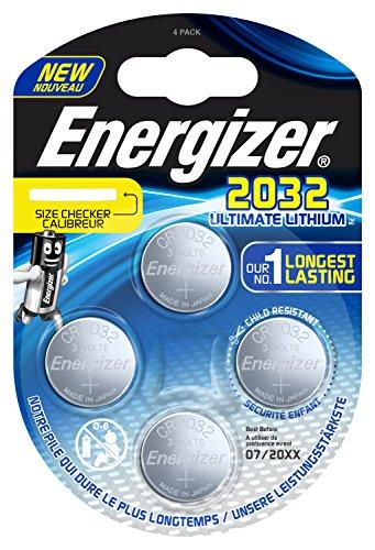 Oferta de BATERIA ENERGIZER SPECJAL. CR2032 Ultimate Lithium /4 SZT
