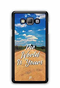 YuBingo The World is Yours Designer Mobile Case Back Cover for Samsung Galaxy A7 2016