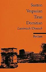 Vespasian, Titus, Domitian.
