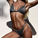 Comaie Damen Bikini-Set L
