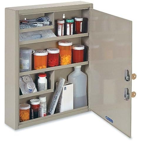 MMF - Drug Cabinet, 2 Keyed Locks, 14