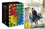 Harry Potter Complete Collection + Phantastische Tierwesen und wo sie zu finden sind [DVD Set]