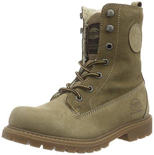dockers-by-gerli-19pa338-300850-bottes-courtes-avec-doublure-chaude-femme-beige-beige-kaki-850-40-eu