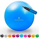 Gymnastik-Ball »Pluto« / Robuster Sitzball und Fitnessball