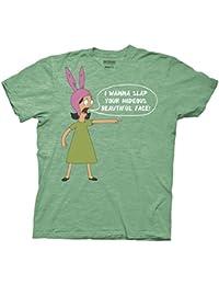 Bob's Burgers Louise Belcher I Wanna Slap Your Face Graphic T-Shirt