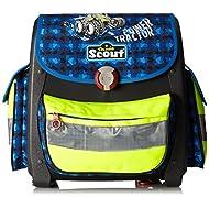 Scout Set de sacs scolaires, Bleu/noir (Bleu) - 72400991400