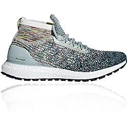 adidas Ultraboost All Terrain LTD, Zapatillas de Running para Hombre, Grau Ashsil/Carbon/Cblack, 42 EU