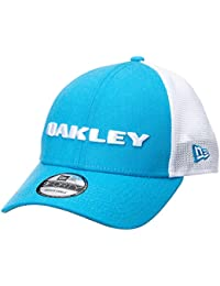 Amazon.it  uomo - Oakley   Cappellini da baseball   Cappelli e ... 857053b68829