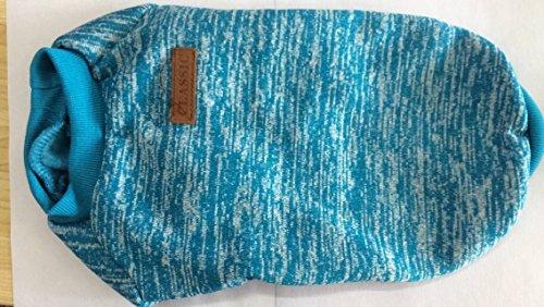 er Hund Pullover Soft Bequem Sweatshirt 8 Farben für Teddy Mops Bulldogge (L, Blau) (Hund Kostüme-teddy)