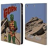 Officiel Star Trek Gorn Personnages Iconiques TOS Étui Coque De Livre En Cuir Pour Apple iPad mini 1 / 2 / 3