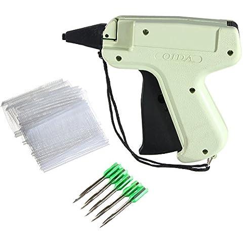 Generic-YC UK 2-151106-41 <1&5082*1> es SockPlastic Pin in plastica per etichettatura, applicabili con pistola 5 Pin in acciaio Clothing etichette per abiti, con ago