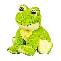 Cuddly Soft 16 inch Stuffed Frog - We stuff