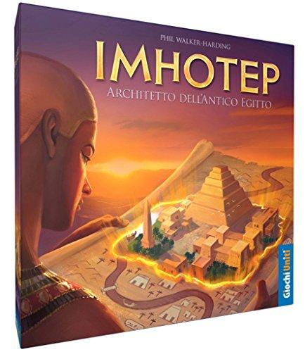 Giochi Uniti gu544–Imhotep, arquitecto del antiguo Egipto