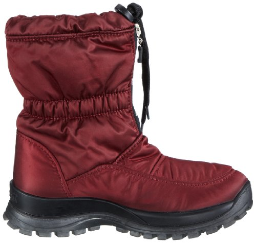 Romika Alaska 118 Damen Warm gefütterte Schneestiefel Rot (bordo 403)