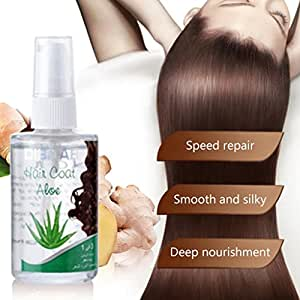 Mothers Fathers Day Gifts,Diadia 60ml Moisturizing Nourish Scalp Smooth Dry Repair Treatment Hair Care Oil (Disaar)