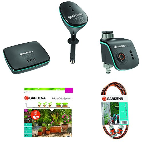 GARDENA smart Watering Set Pflanztöpfe 19105-20